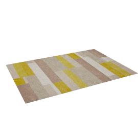 Grid Rug, 230x160cm, Fennel