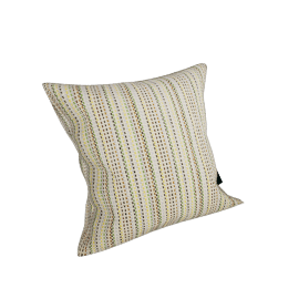 "Maharam Pillow in Chroma 17"" X 17"", Ivory"