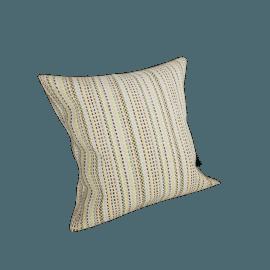 "Maharam Pillow in Chroma 17"" X 17"", Ivory"