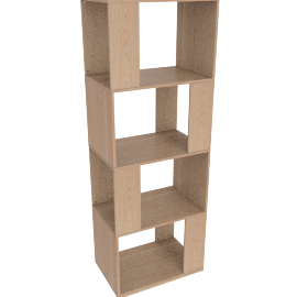Kya shelving unit, oak