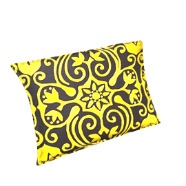 Marrakech Cushion, Yellow