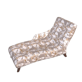 Tate Right Hand Facing Chaise, Ophelia Moongold