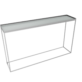 Conran Accents Console Table, Slate