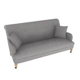 HOWARD MEDIUM SOFA, Zarao Mole