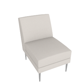 Libre One Seater - Fabric