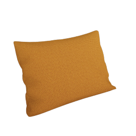 Maharam Pillow in Lanalux 18'' x 26'', Umber
