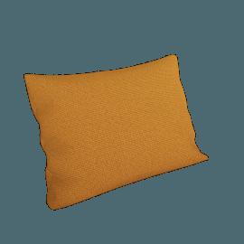 Maharam Pillow in Lanalux 18'' x 26'', Umber
