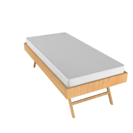 Sierra Guest Bed, Under Bedstead
