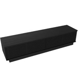 Line Media Console - 70 - Black