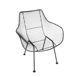 Sculptura Occasional Chair, Black