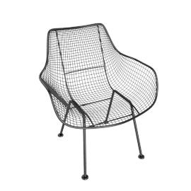 Sculptura Occasional Chair, Black