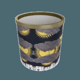 sole di capri paper basket by fornasetti