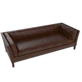 Halo Groucho Large Sofa, Cocoa