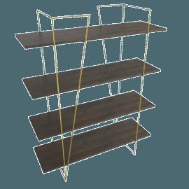 Sheen Display Shelf Unit