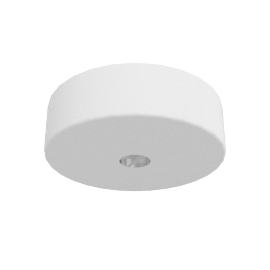 Button Mini Soffitto Polycarbonaat - by Flos