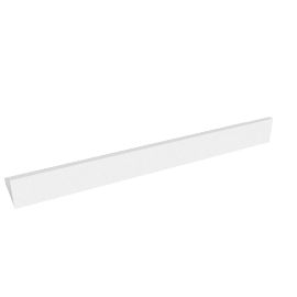 Briley Wall Shelf, White