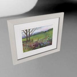 Debbie Neill - Way Through Framed Print, 57 x 47cm