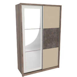 Oliver Sliding-door Wardrobe