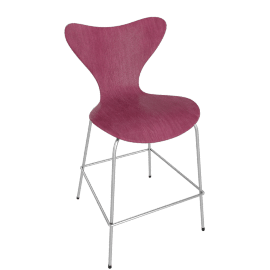 Series 7 Counter Stool - Painted Beech