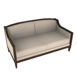 Cassandra Small Sofa