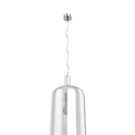 William Bottle Glass Pendant