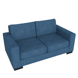 Signature Sofa Bed, Blue