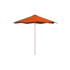 Market Parasol, Flame, 1.8m