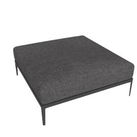 Grid Footstool