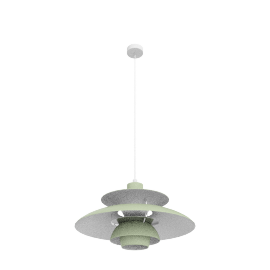 PH50 Pendant Lamp, Wasabi Green