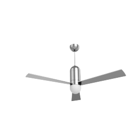 Cirrus Ceiling Fan with Incandescent Light