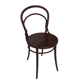 Era Chair - Coffee