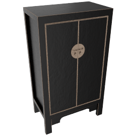 John Lewis Chinese Collection Suri Medium Cabinet
