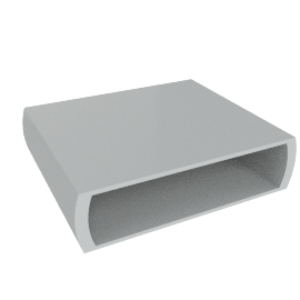 Le Bric Coffee Table, Grey