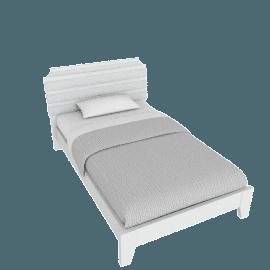 Estelle Bed - 120x200 cms