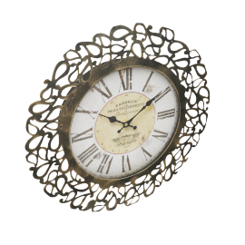 Bramble Bush Wall Clock