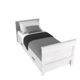 Pembroke Bed and Truckle Set