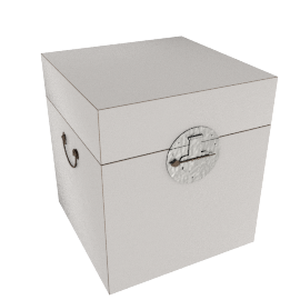 John Lewis Chinese Collection Suri Trunk