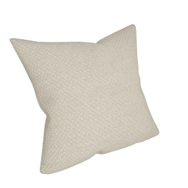 Luce Cushion, Putty