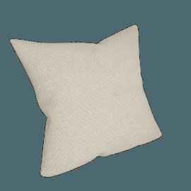 Luce Cushion, Putty