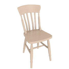 Cecile Dining Chair, Oak