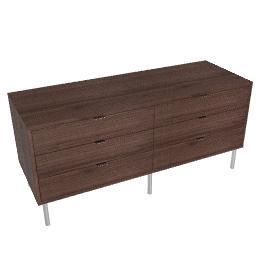 Reve Dresser - Six Drawer