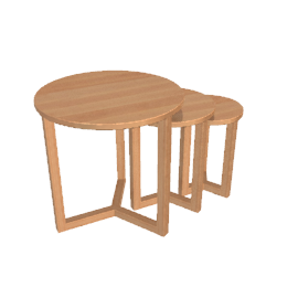 Mary Nest of Tables