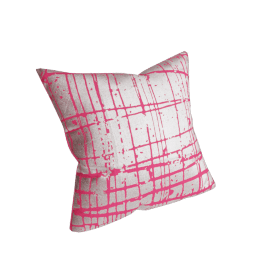 Solara Filled Cushion - 45x45 cms, Pink