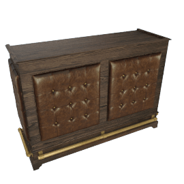 Keres Bar 3-Drawer Counter