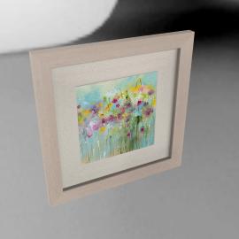 Sue Fenlon- April Showers Framed Print, 35 x 35cm