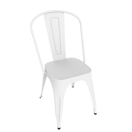 Marais A Chair - White