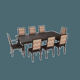 Myler 8-seater Dining Set