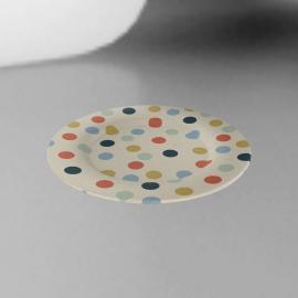 Emma Bridgewater Polka Dots, Plate 21.5cm