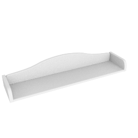 Arabella Shelf, White