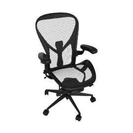 Aeron PostureFit SL Chair, Graphite